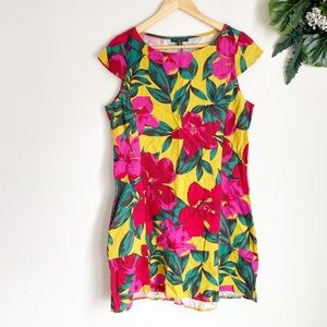 For Cynthia Floral Dress
